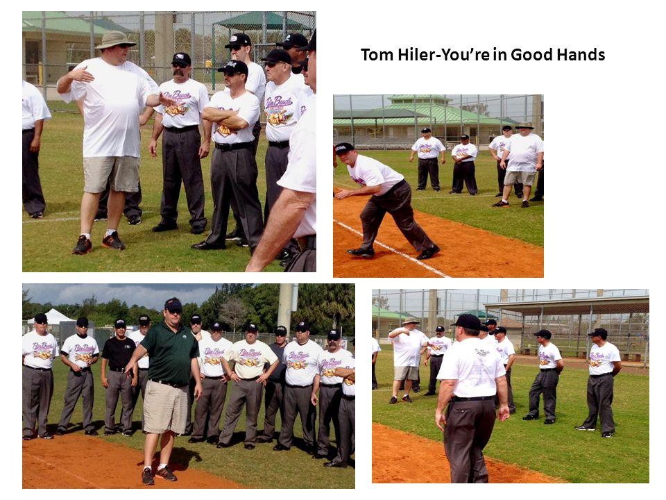 Tom Hiler-You're in Good Hands
