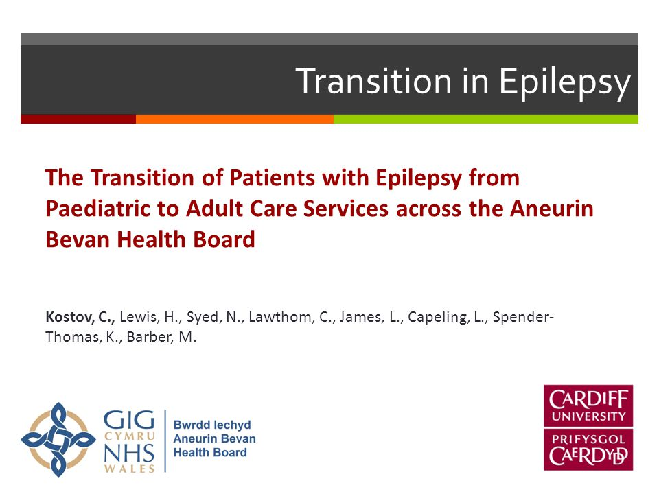Transition in Epilepsy