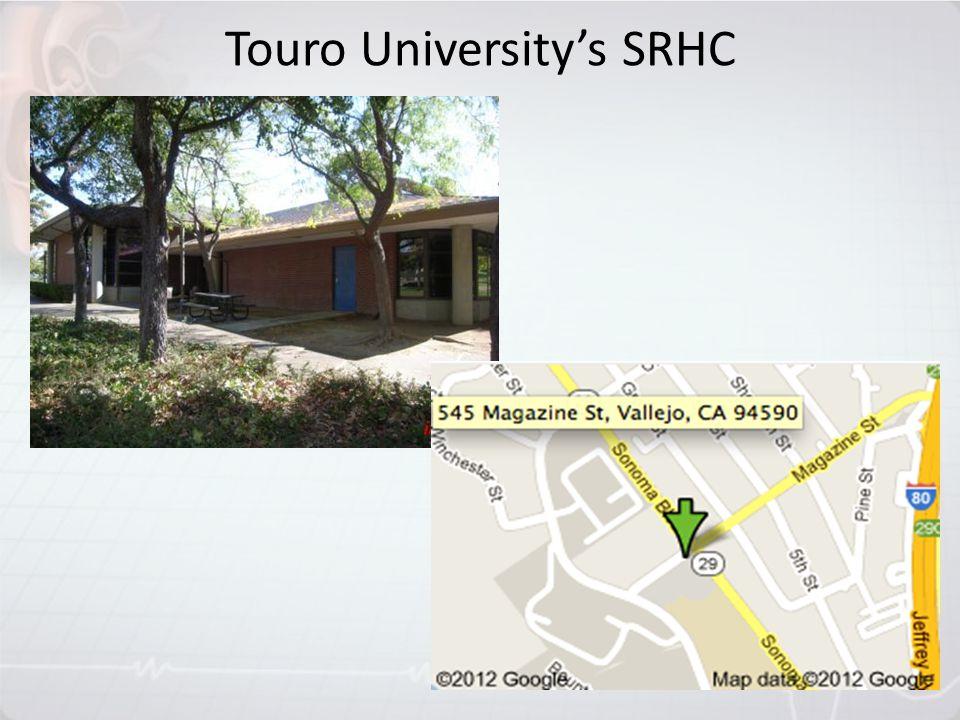 Touro University's SRHC