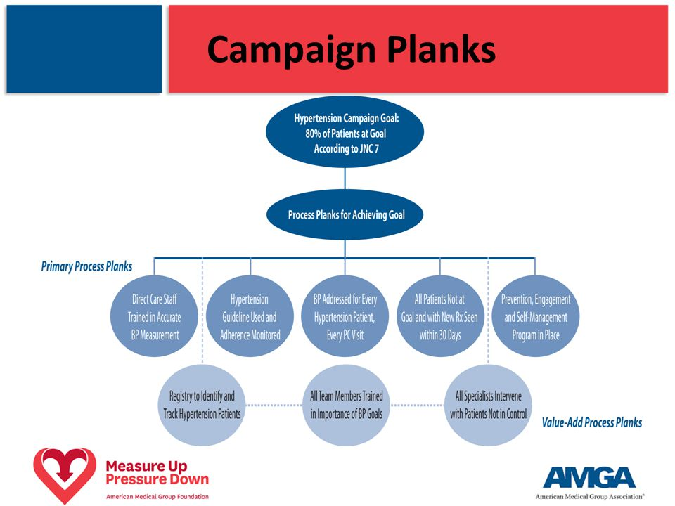 Campaign Planks