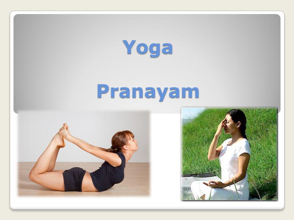 Yoga Pranayam
