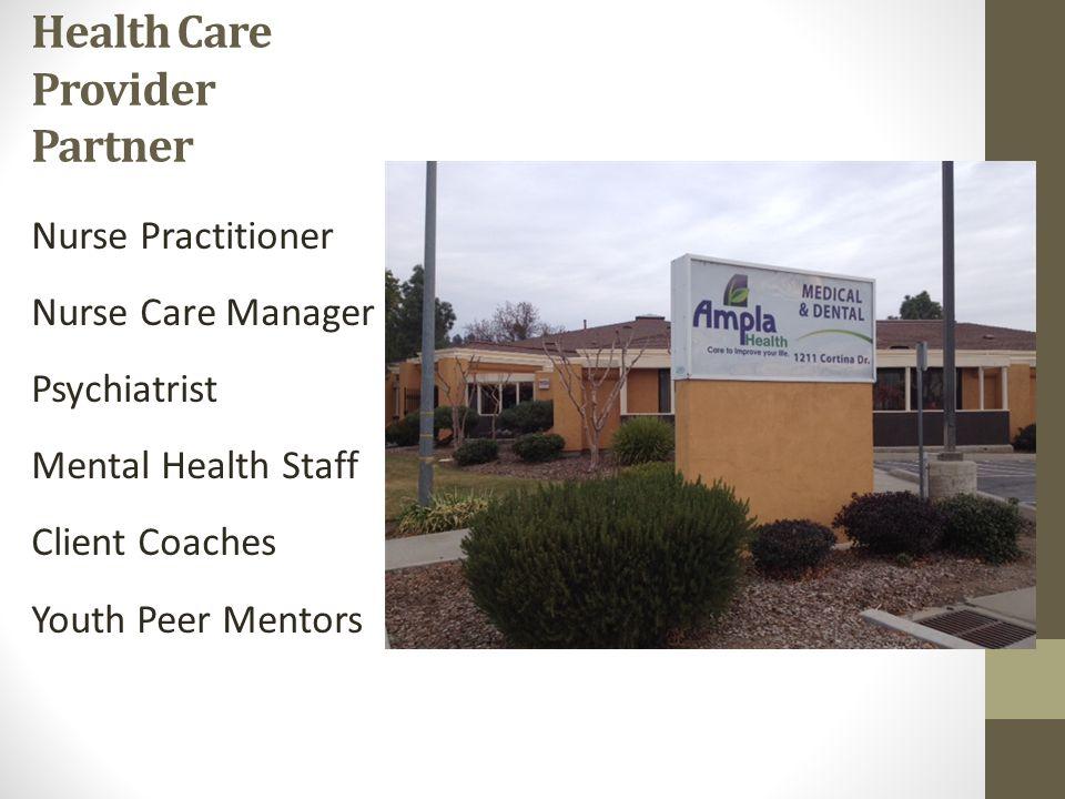 Health Care Provider Partner
