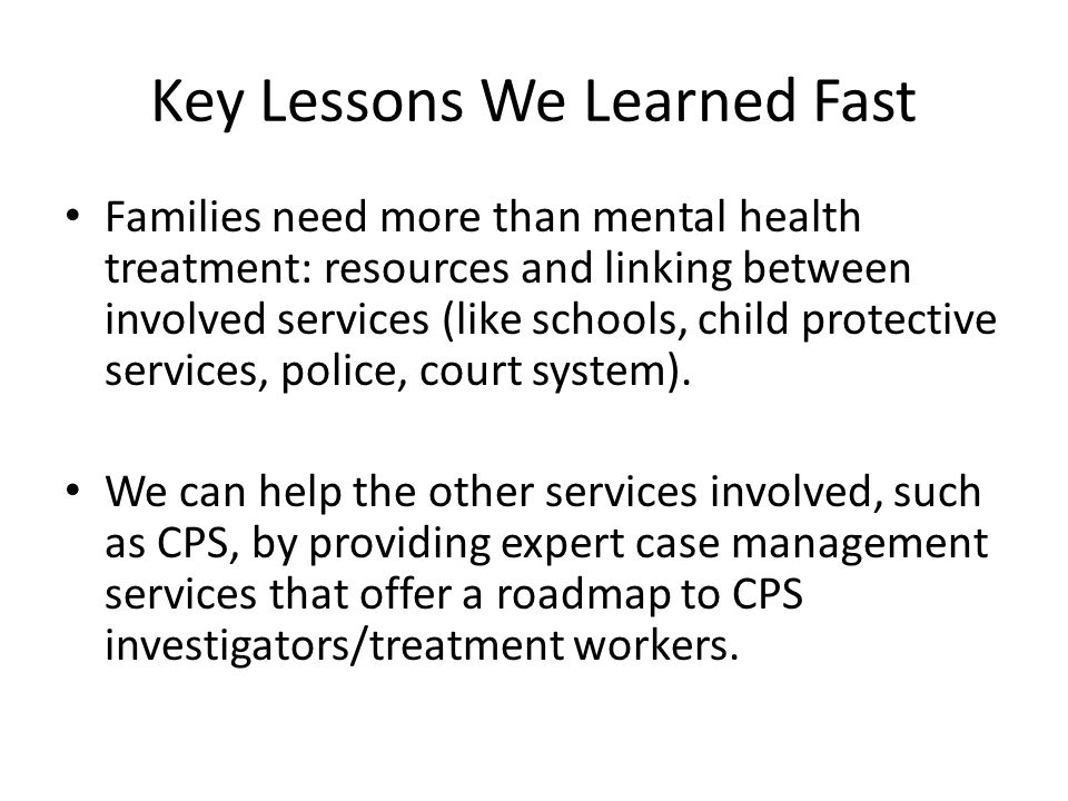 Key Lessons We Learned Fast