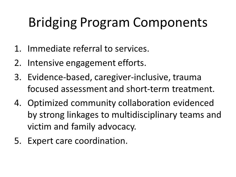 Bridging Program Components