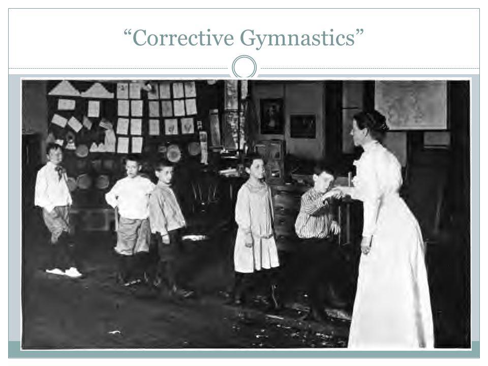 Corrective Gymnastics