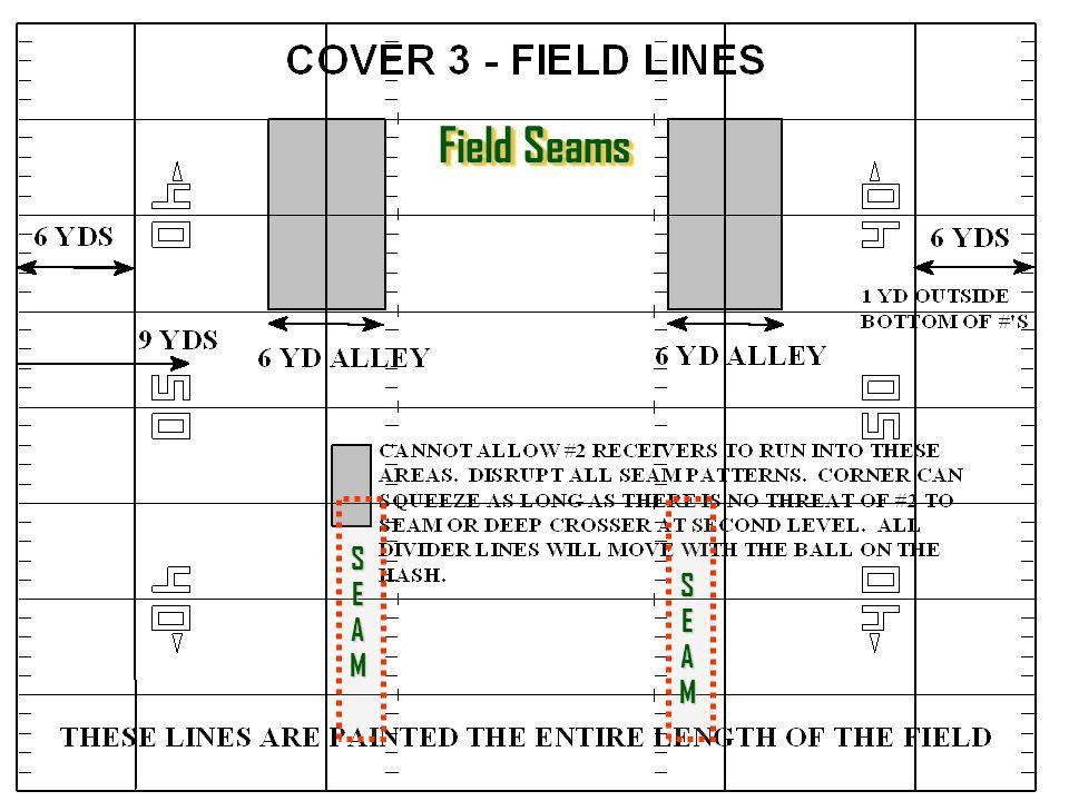 Field Seams S E A M S E A M