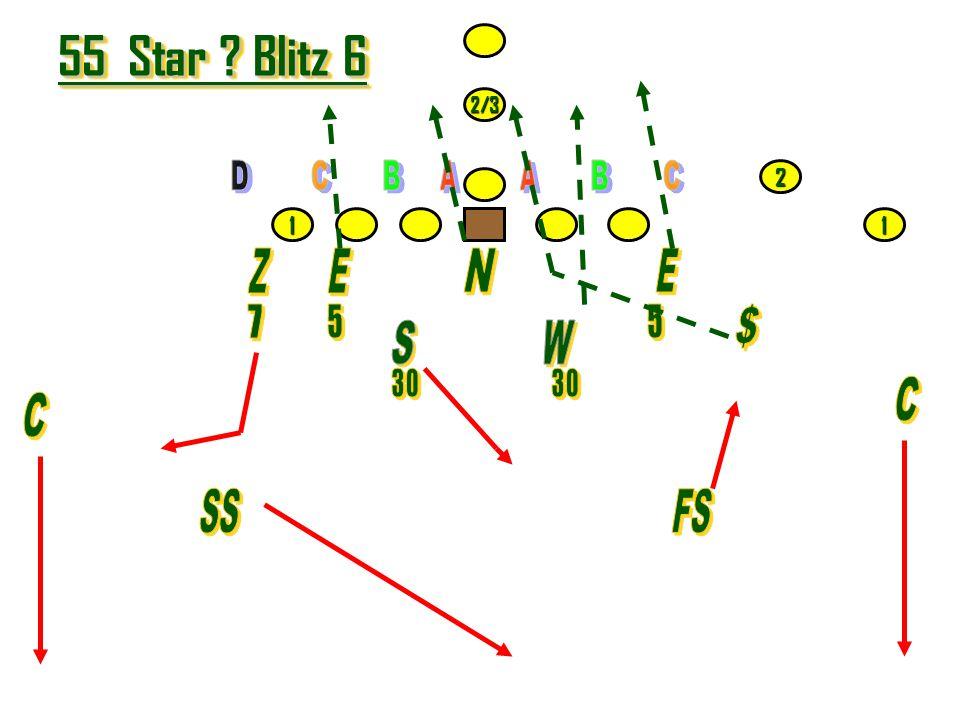 55 Star Blitz 6 Z E N E $ S W C C SS FS 7 5 5 2 1 1 30 30 2/3 D C B