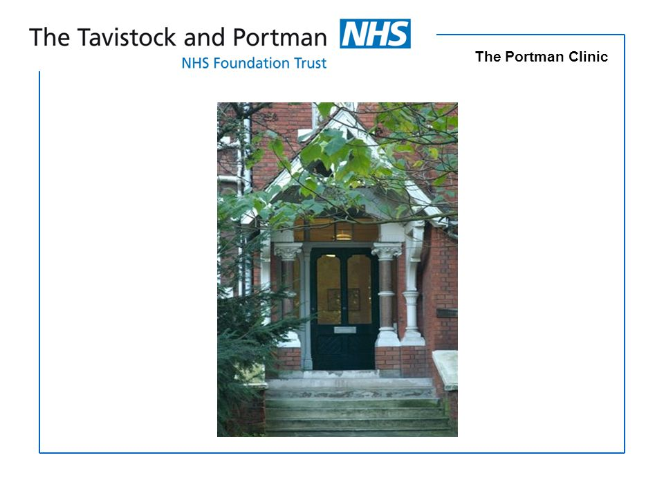 The Portman Clinic