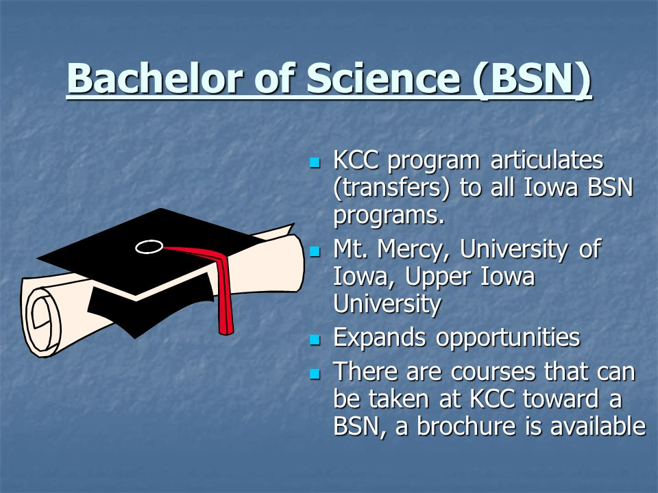 Bachelor of Science (BSN)
