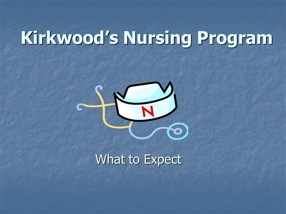 Kirkwood's Nursing Program