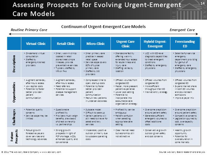 What are some advantages and disadvantages of the continuum of care model