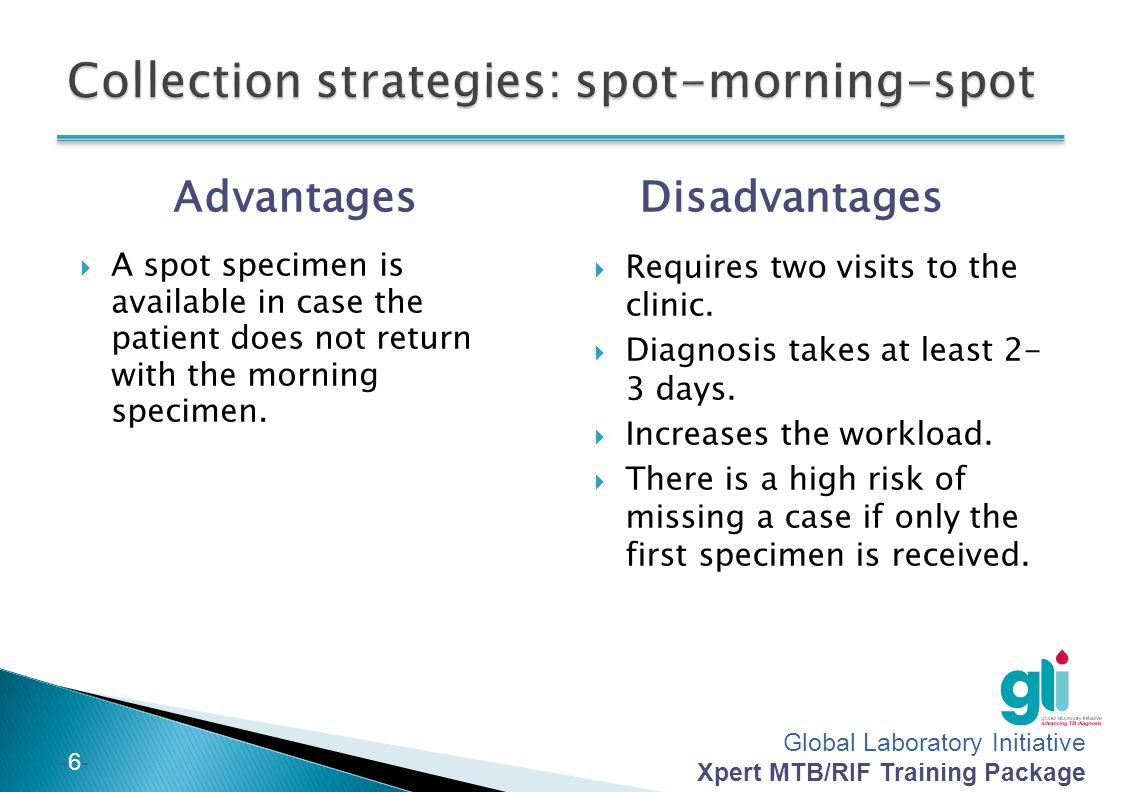 Collection strategies: spot-morning-spot