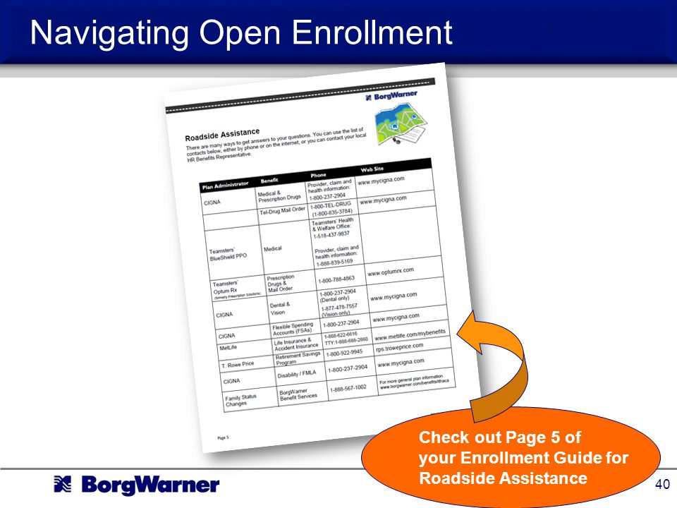 Navigating Open Enrollment