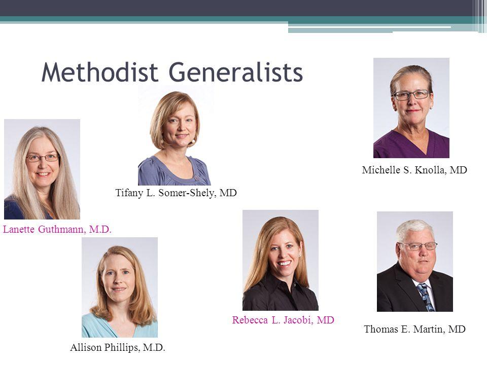 Methodist Generalists