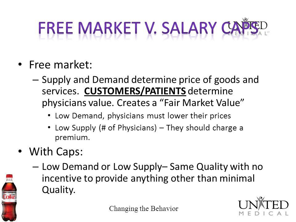 Free Market V. Salary Caps