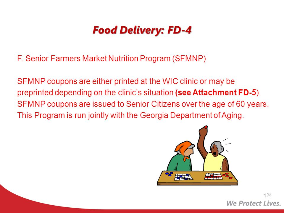 Food Delivery: FD-4