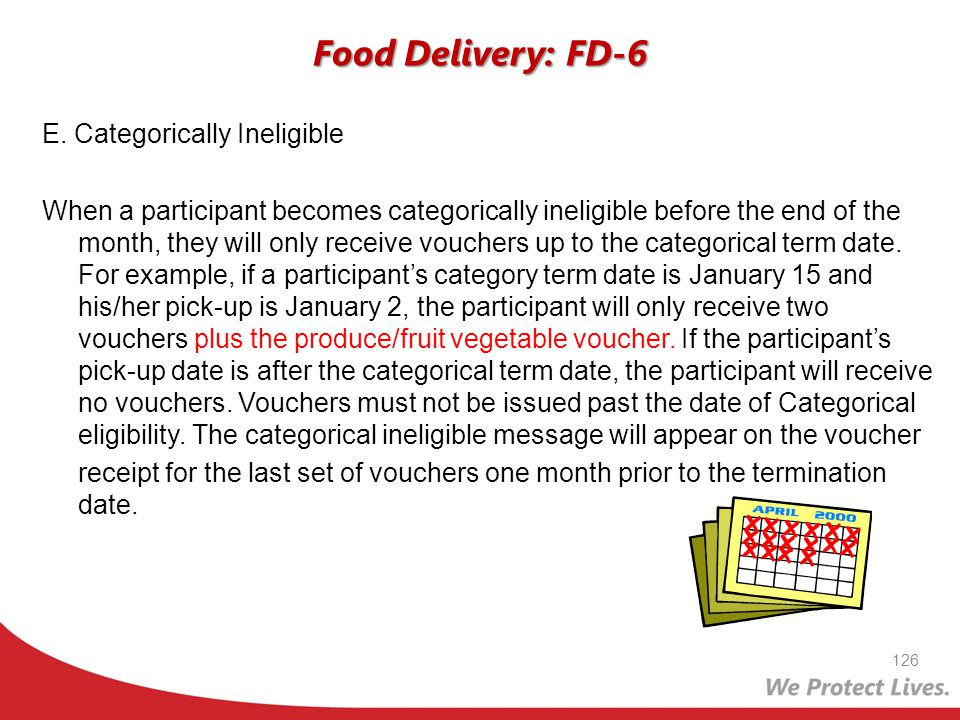 Food Delivery: FD-6