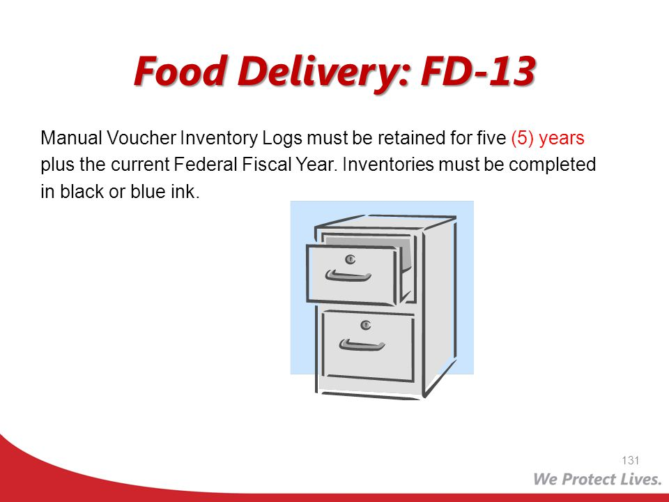 Food Delivery: FD-13