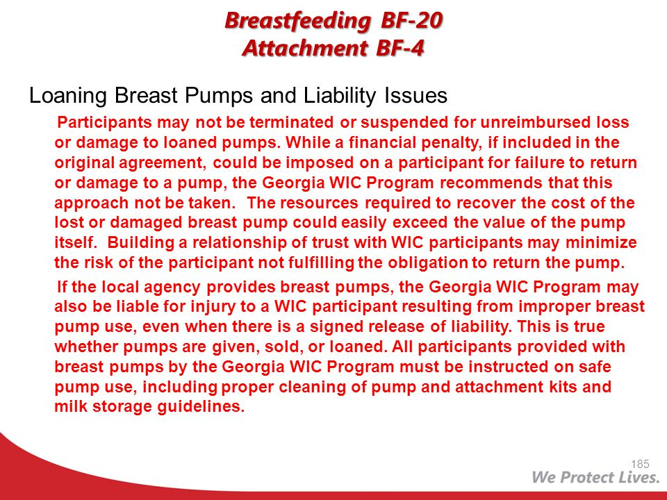 Breastfeeding BF-20 Attachment BF-4