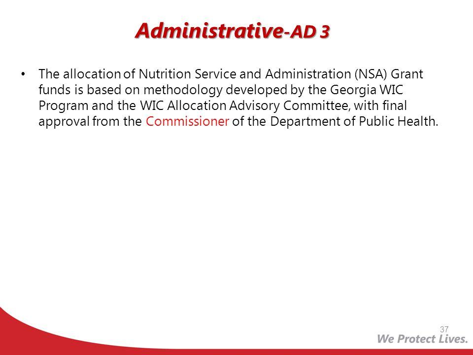Administrative-AD 3