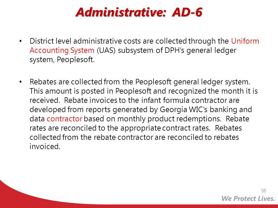 Administrative: AD-6
