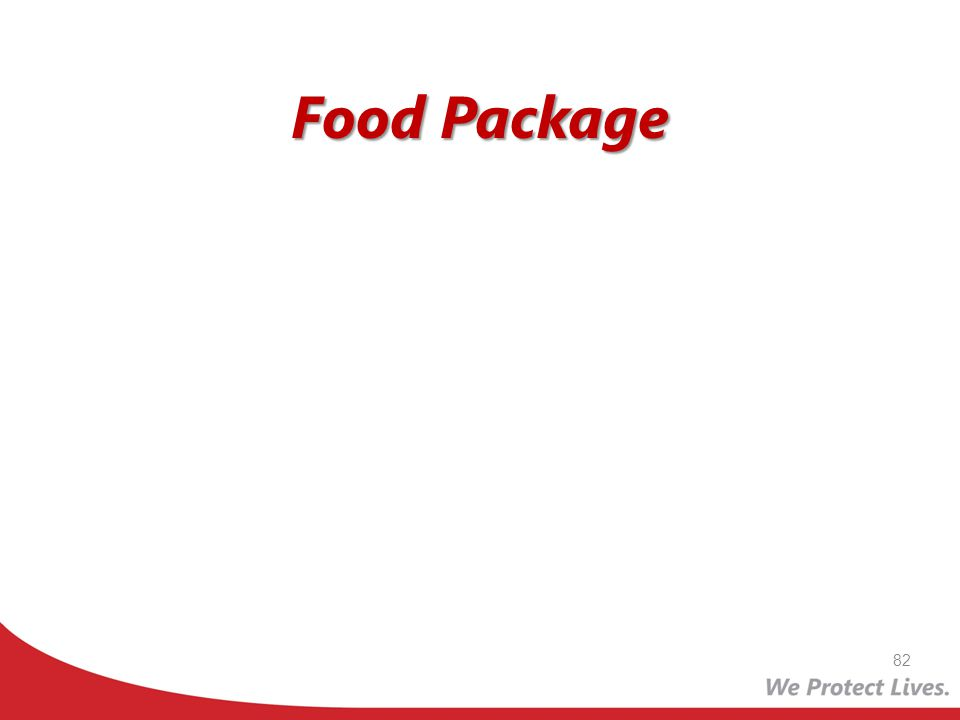 Food Package