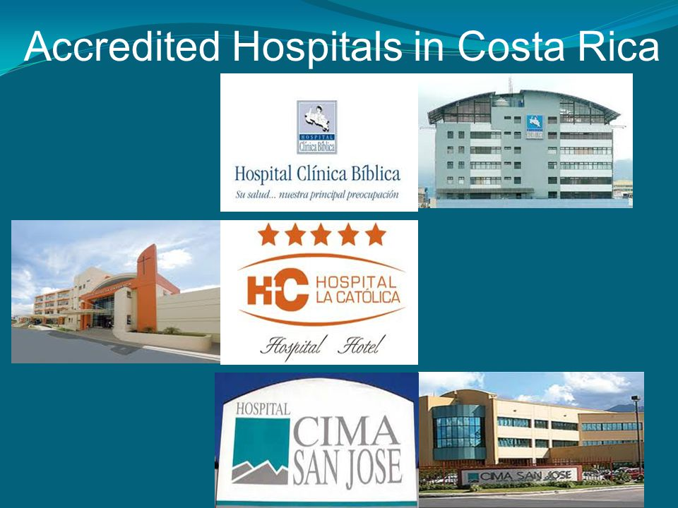 Accredited Hospitals in Costa Rica