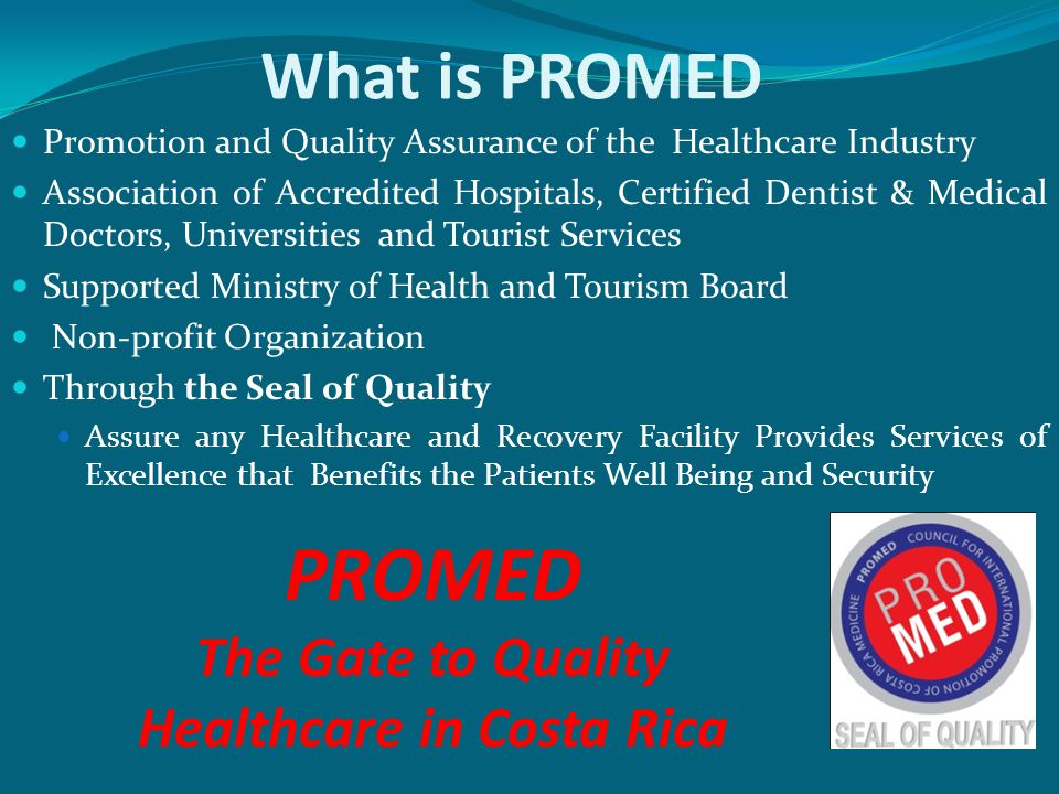 Healthcare in Costa Rica