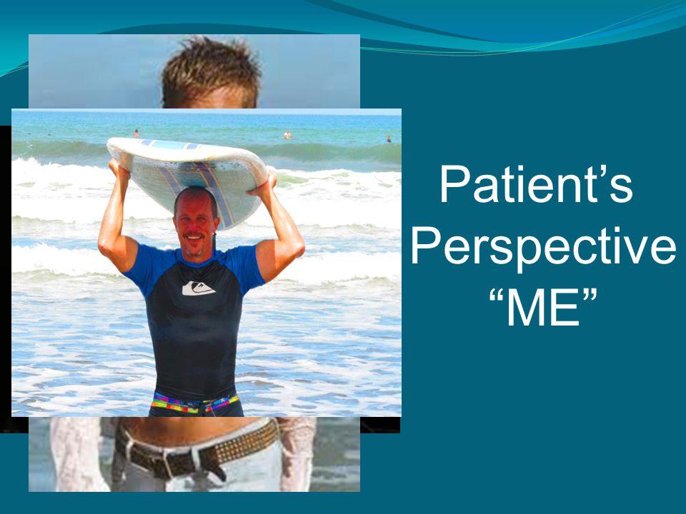 Patient's Perspective ME
