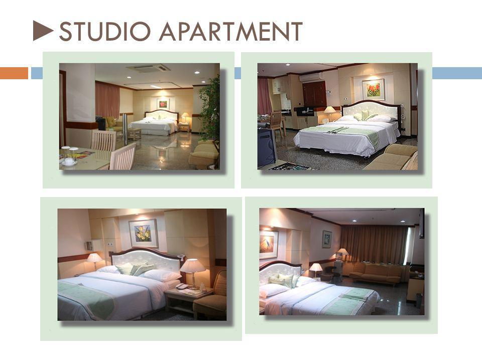 ►STUDIO APARTMENT