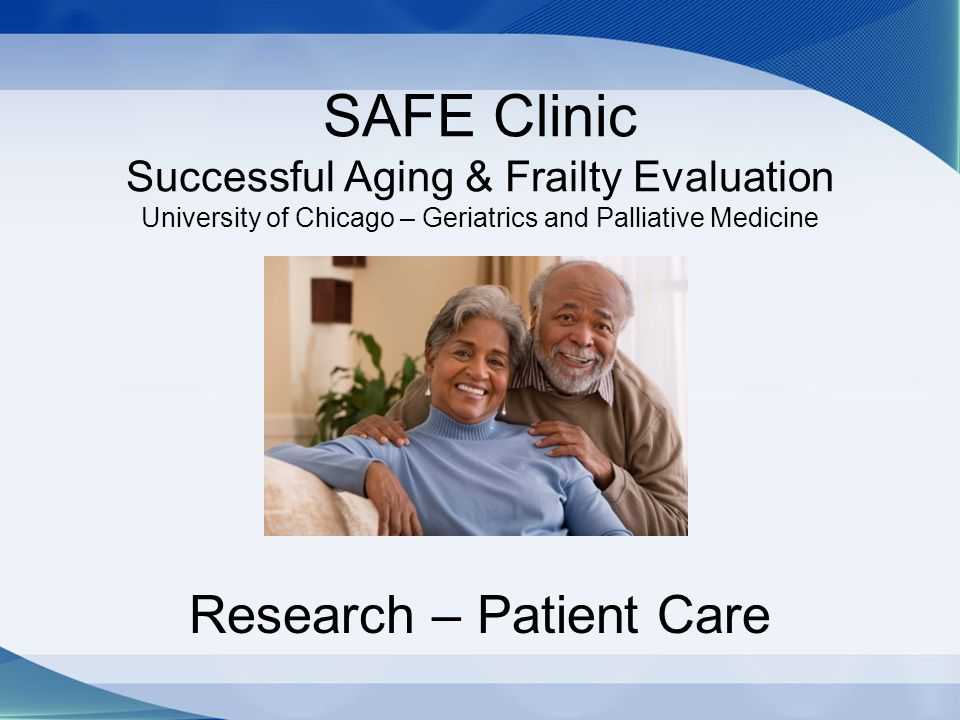 Research – Patient Care