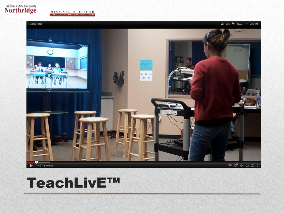 TeachLivE™