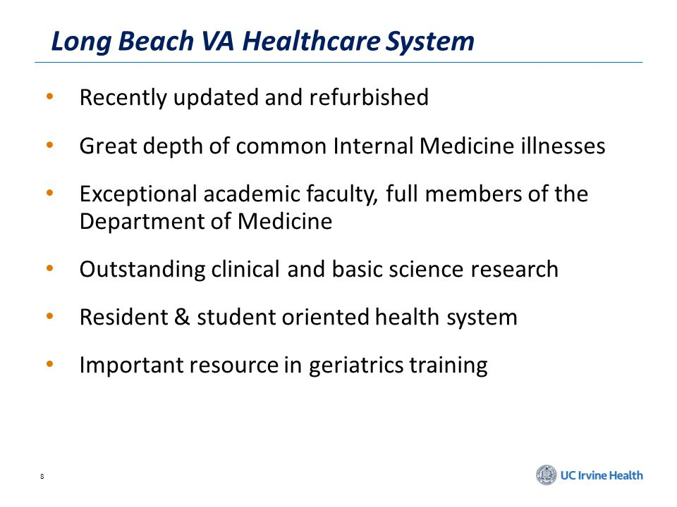 Long Beach VA Healthcare System