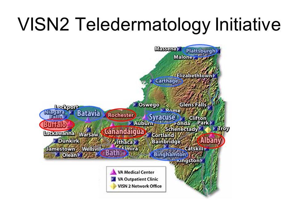VISN2 Teledermatology Initiative