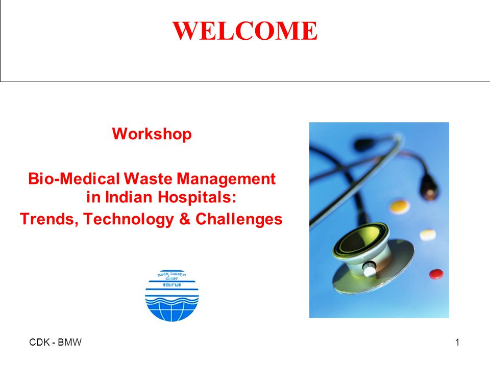 Bio-Medical Waste Management in Indian Hospitals: