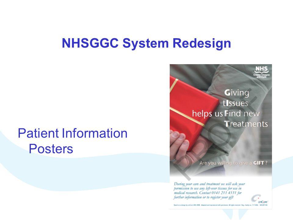 NHSGGC System Redesign