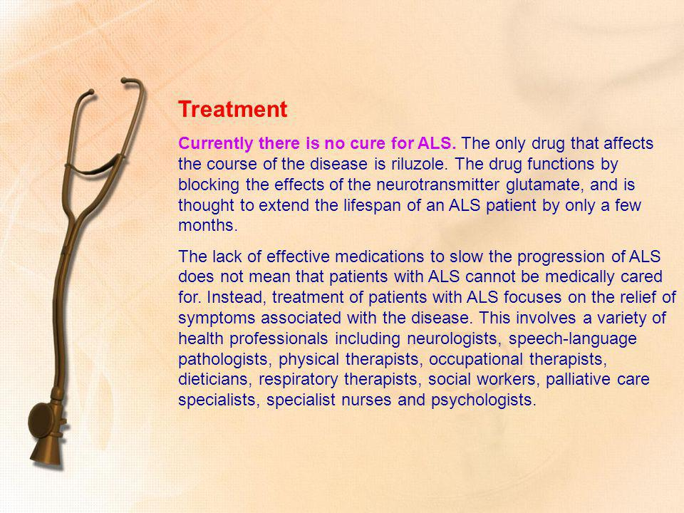 als disease cure