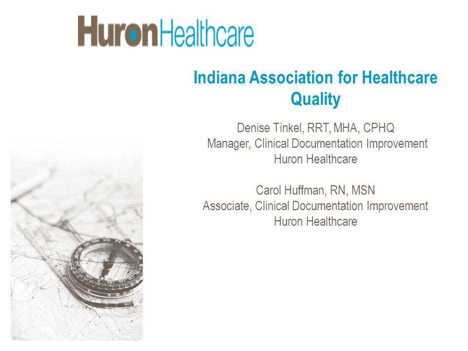 Indiana Association for Healthcare Quality
