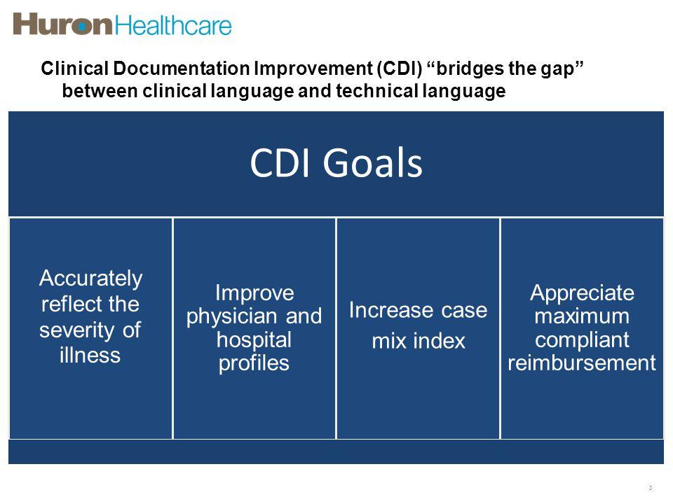 Clinical Documentation Improvement Program