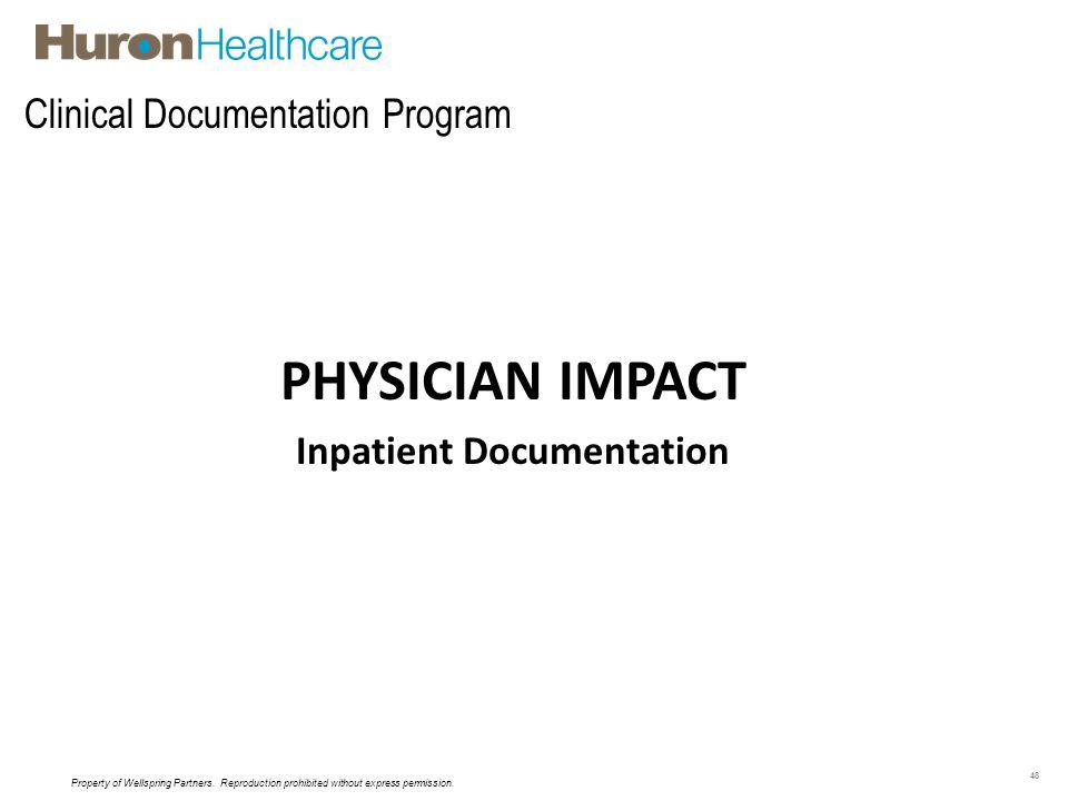 Clinical Documentation Program