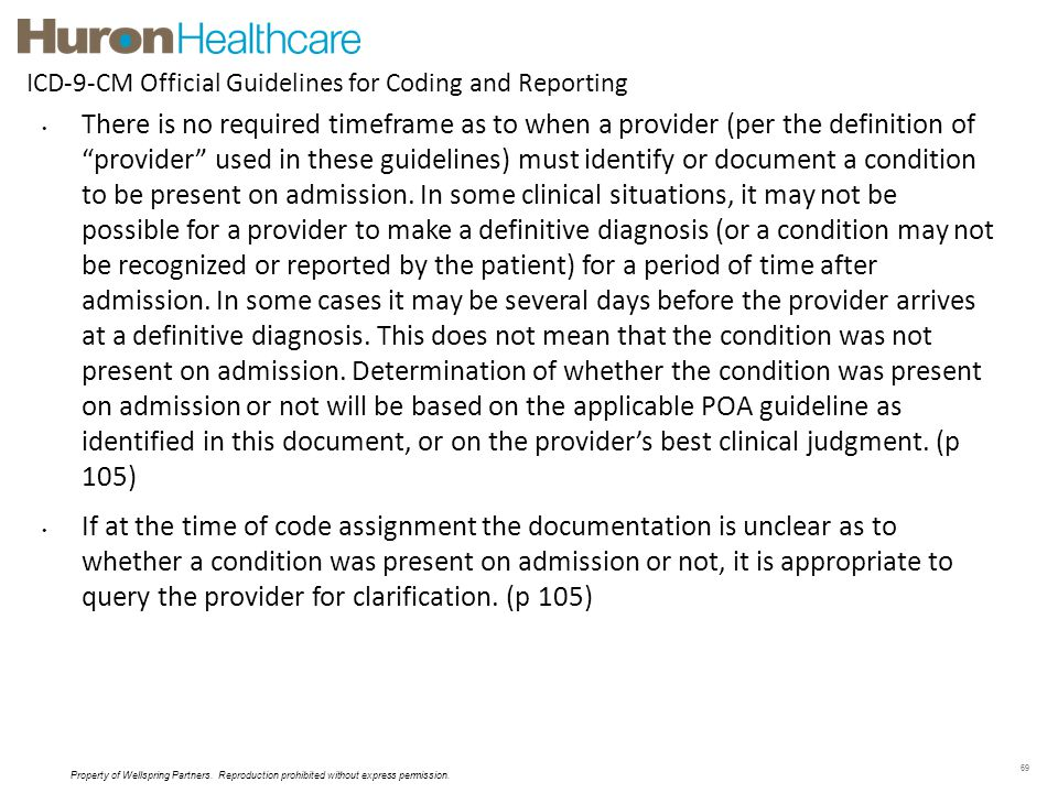 ICD-9-CM Official Guidelines for Coding and Reporting