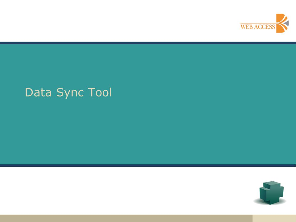 Data Sync Tool