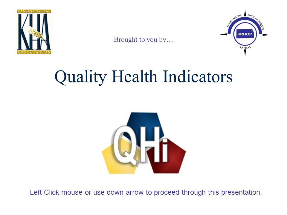 Quality Health Indicators