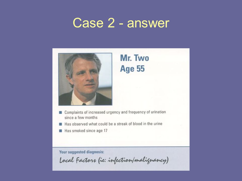 Case 2 - answer