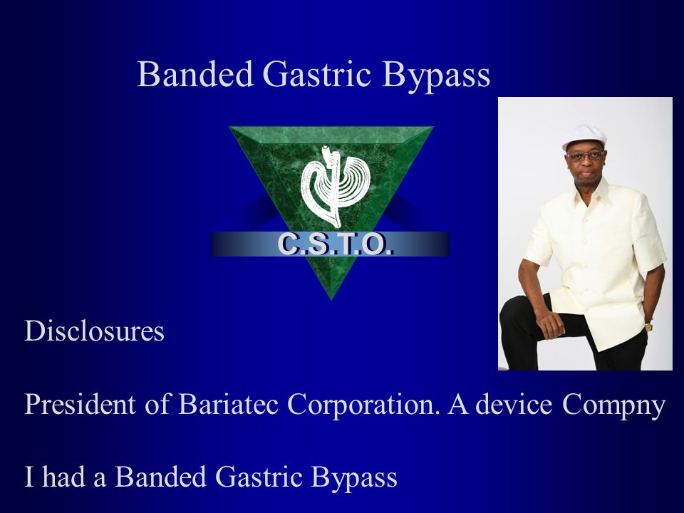 Banded Gastric Bypass Disclosures