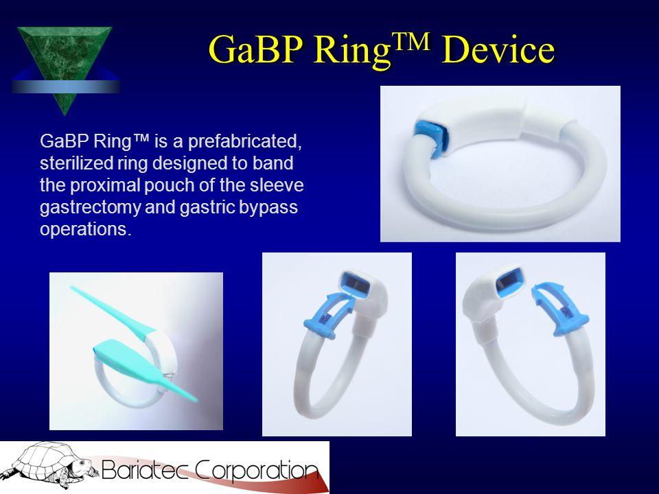 GaBP RingTM Device