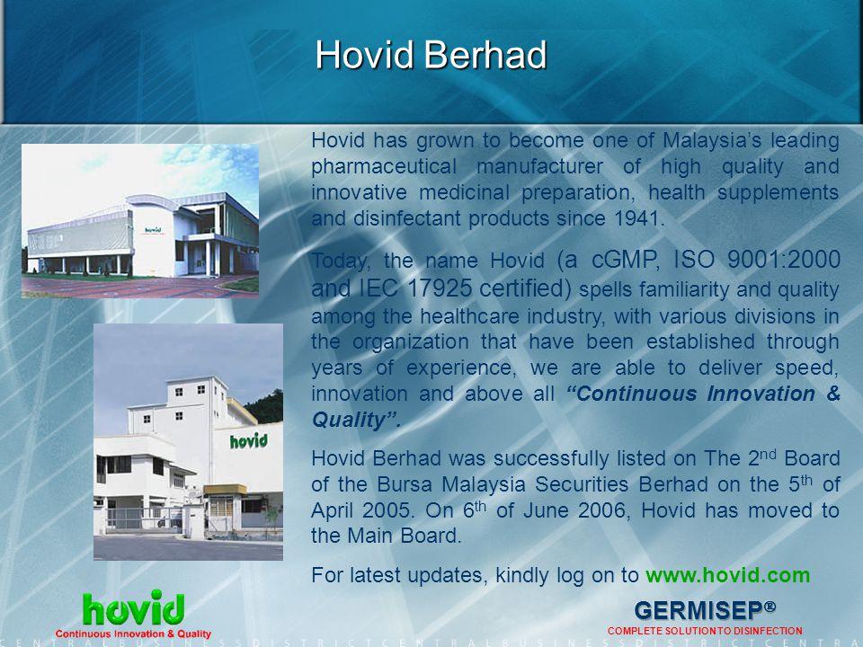 Hovid Berhad
