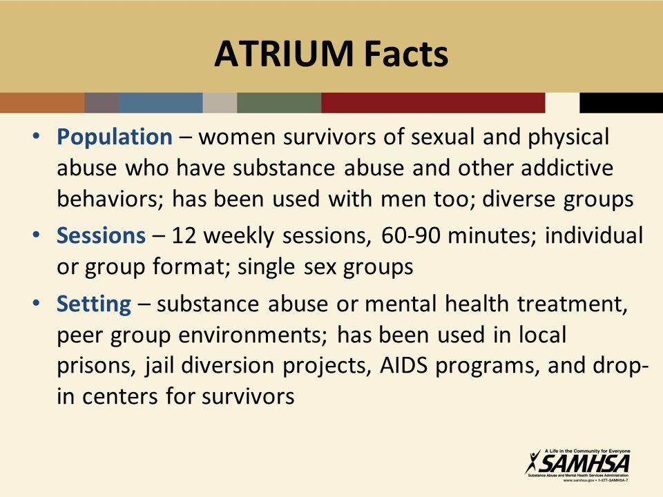 ATRIUM Facts
