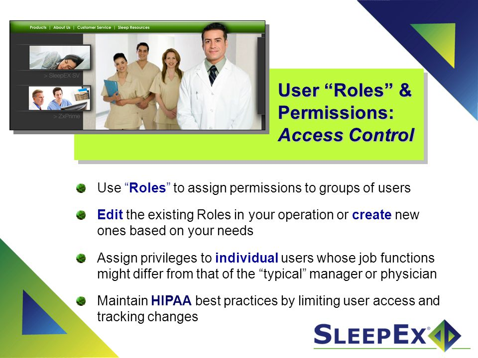 User Roles & Permissions: Access Control