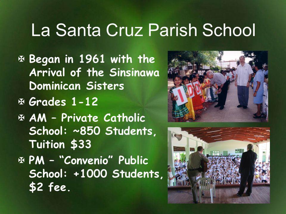 La Santa Cruz Parish School